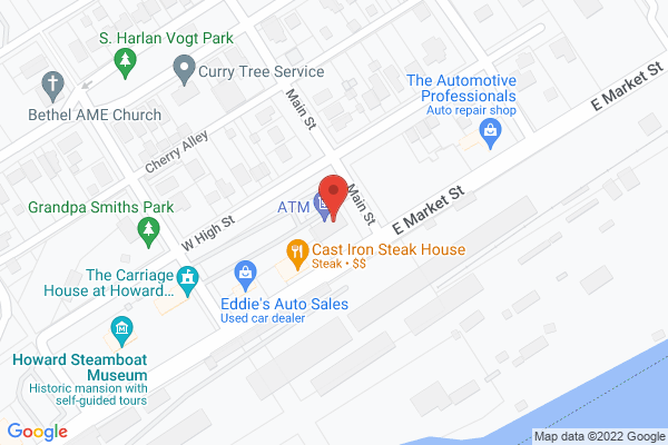 Mapped location of Lighthouse, The