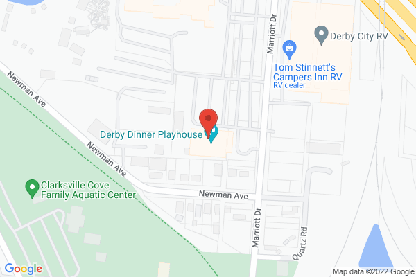 Mapped location of The Mousetrap