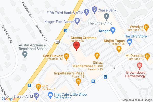 Mapped location of Grassa Gramma