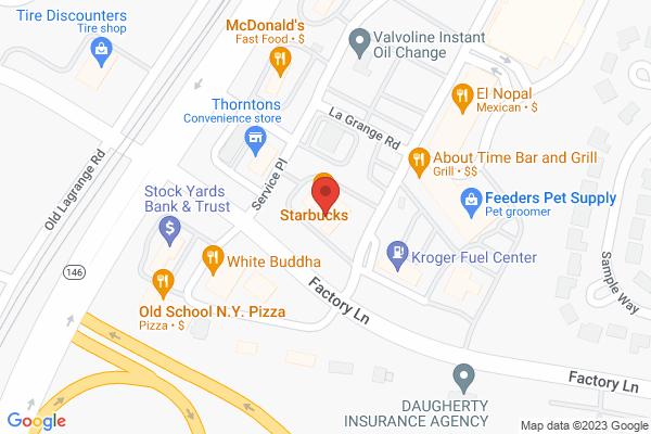 Mapped location of Bubbakoo's Burritos