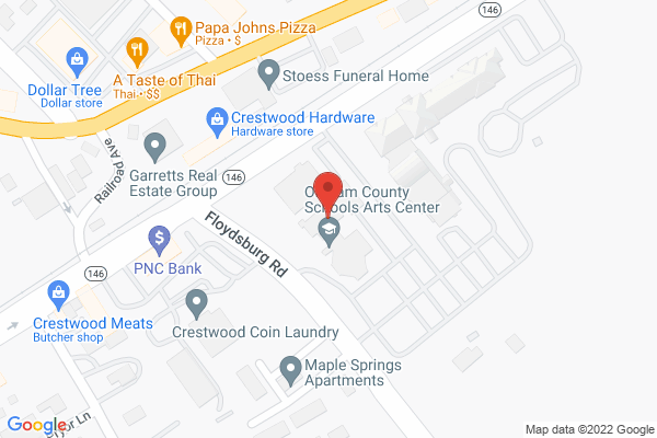 Mapped location of South Oldham Rotary Scavenger Hunt