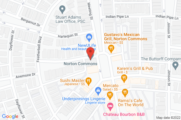 Mapped location of Electric Indigo Boutique