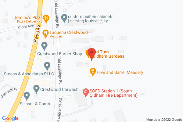 Mapped location of YMCA Monster Mash Dash 5K