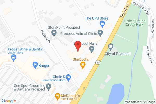 Mapped location of Los Aztecas