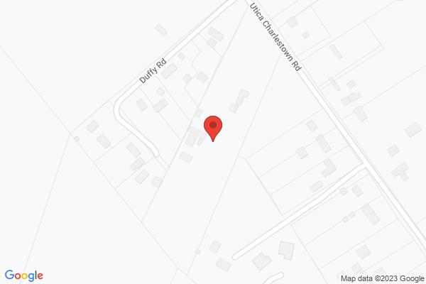 Mapped location of Hidden Hill Nursery & Sculpture Garden
