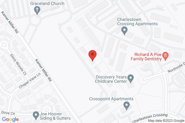 Mapped location of Carman Hammond Music