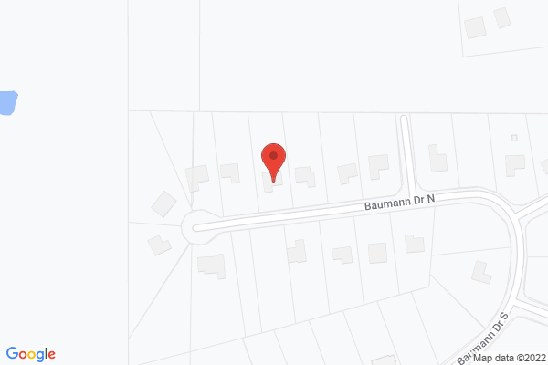 Mapped location of The Crashers