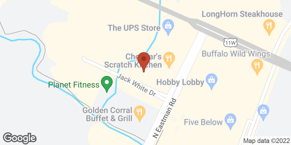 Google Map of Adoration Home Health – Kingsport, Tennessee