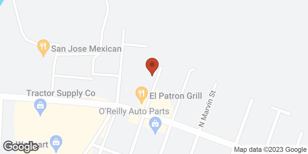 Google Map of Advanced Home Health – Elizabethtown