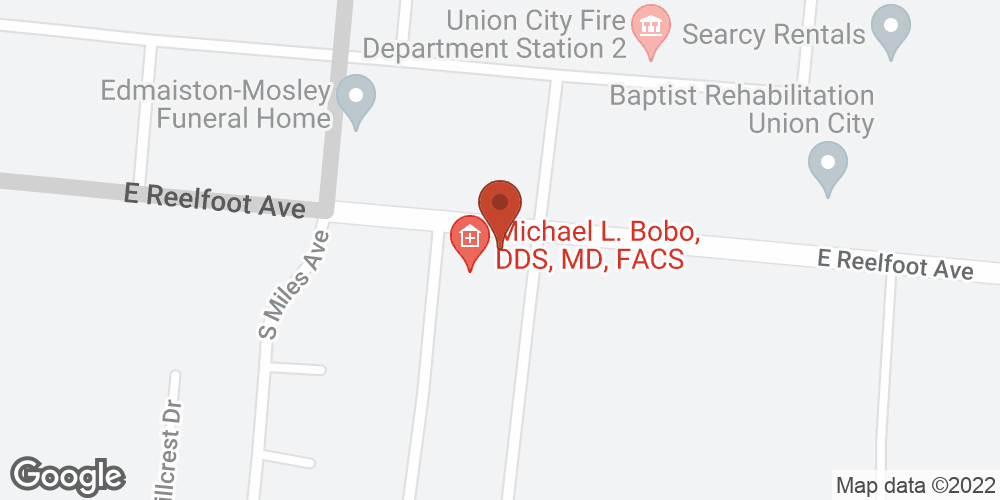 Google Map of Adoration Home Health – Union City, Tennessee