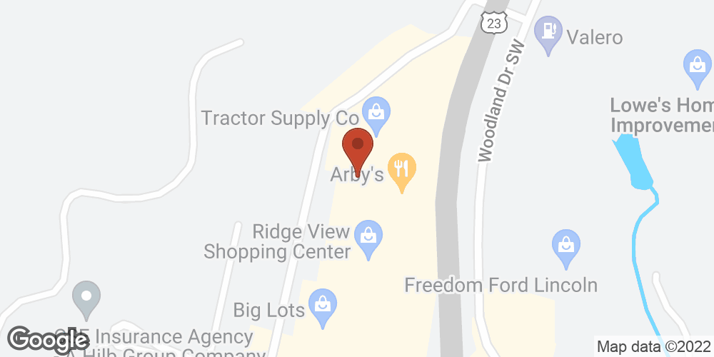 Google Map of Adoration Home Health – Wise, Virginia