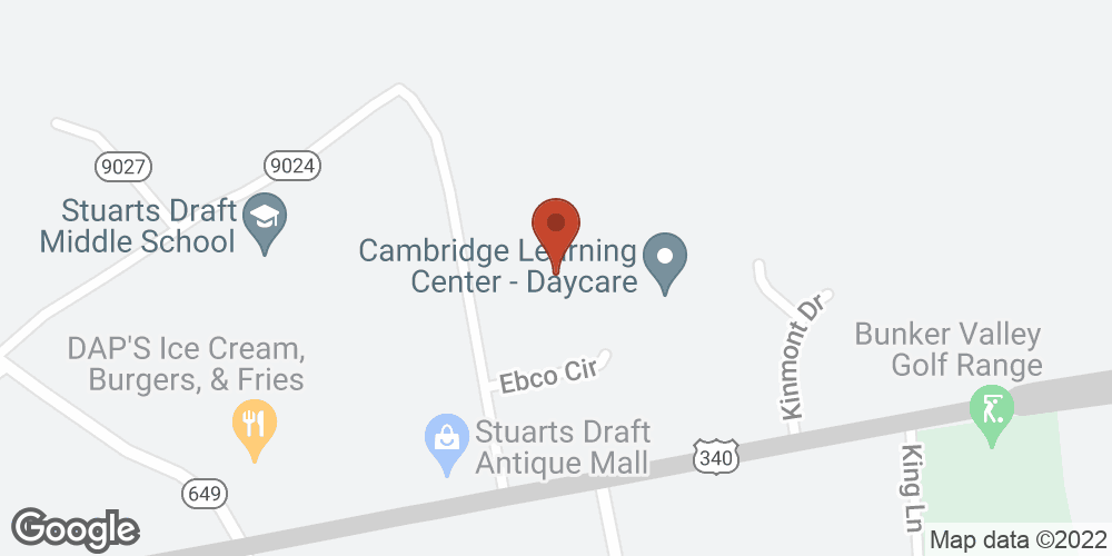 Google Map of Advanced Home Infusion – Waynesboro