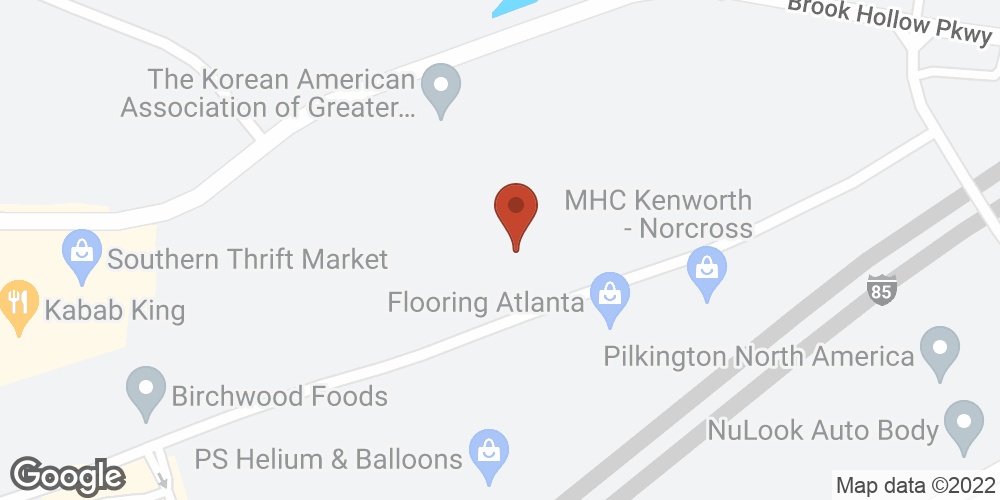 Google Map of Advanced Home Infusion – Norcross