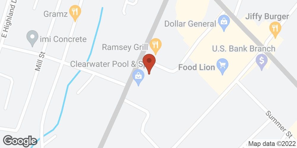 Google Map of Adoration Hospice – Manchester, Tennessee