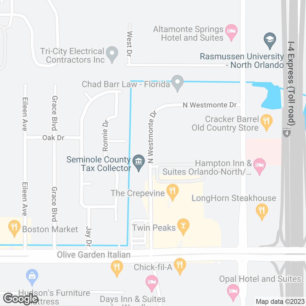 Google Map of PharMerica – Orlando, FL