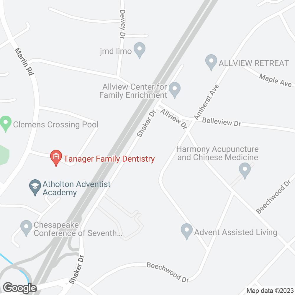 Google Map of PharMerica – Columbia, MD