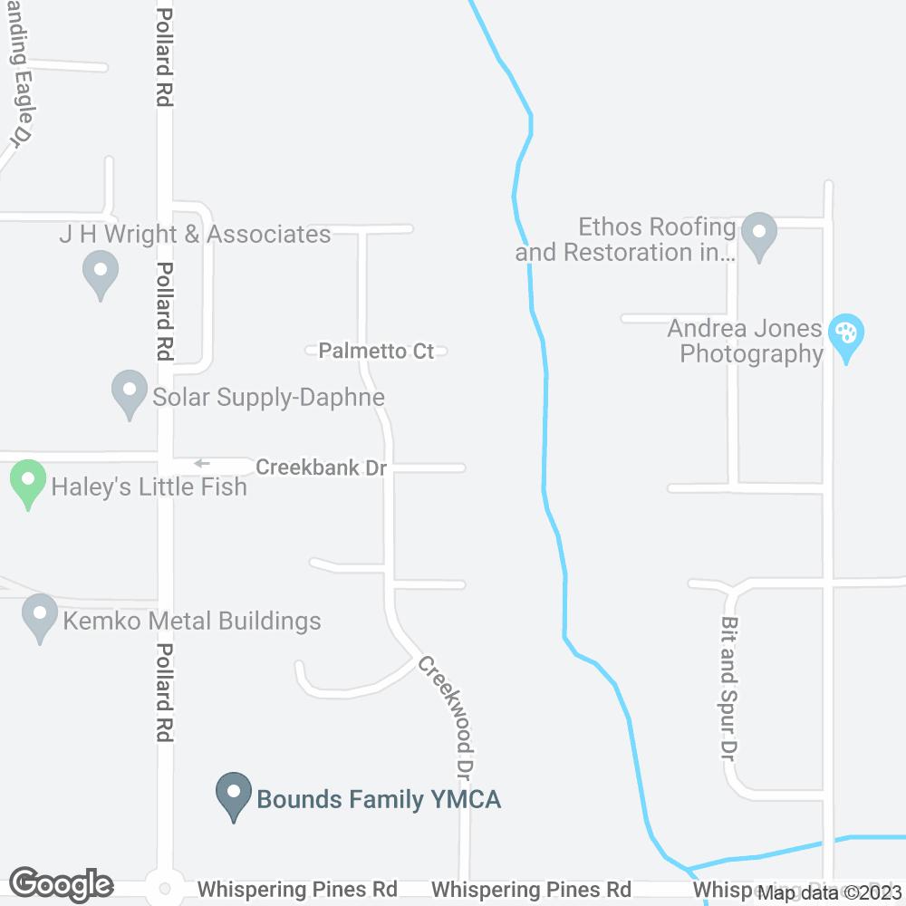 Google Map of PharMerica – Daphne, AL