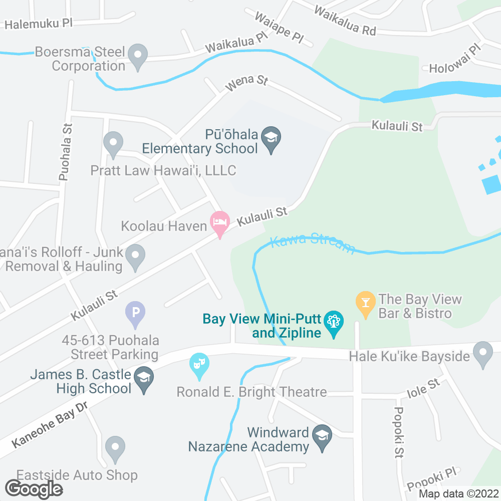 Google Map of PharMerica – Kaneohe, HI