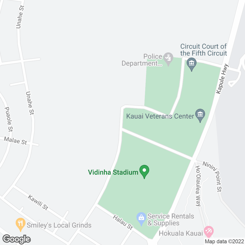 Google Map of PharMerica – Kauai/Lihue, HI