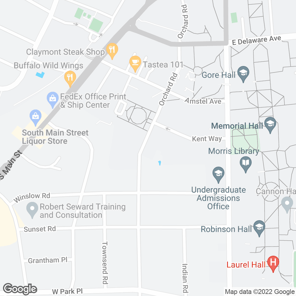 Google Map of OnePoint Patient Care – Newark, DE