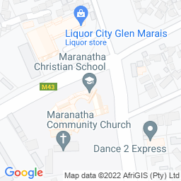 Map of Maranatha Christian School