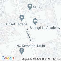 Map of Shangri-La Academy