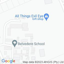 Map of Belvedere School