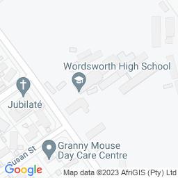 Map of Wordsworth High School