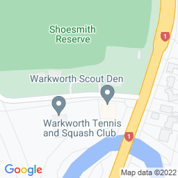 Map of Shoesmith Domain