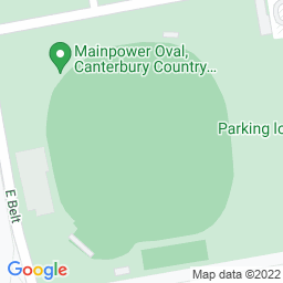 Map of MainPower Oval(Recreation Ground), Rangiora.