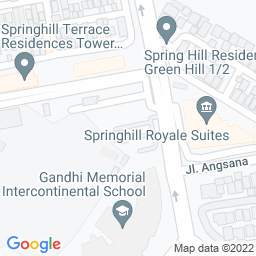 Map of GMIS Cricket Ground