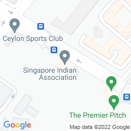 Map of Singapore India Association