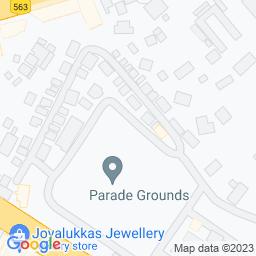 Map of Chaitanya (Parade) Ground
