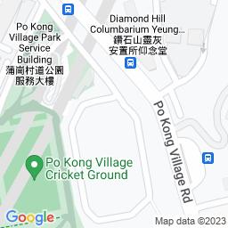 Map of PKVR Reservoir Ground