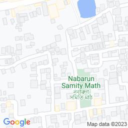 Map of Chakdaha Netaji Subhas Stadium