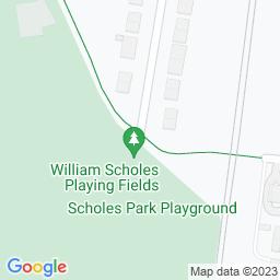 Map of William Scholes Field