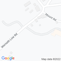 Map of Hyde CC, Werneth Low