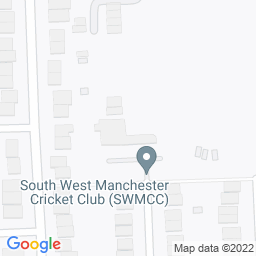 Map of South West Manchester CC - Ellesmere Rd