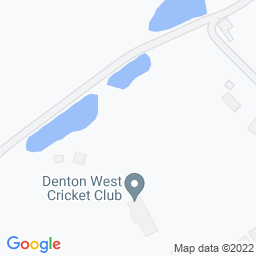 Map of Denton West CC, Windsor Park