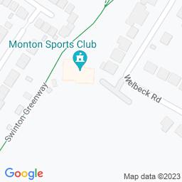 Map of Monton Sports Club