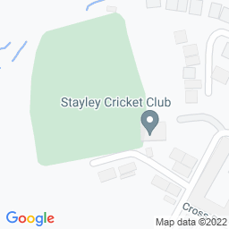 Map of Stayley CC