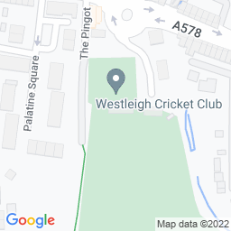 Map of Westleigh CC, The Pingot