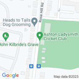 Map of Ashton Ladysmith - Rose Hill Rd