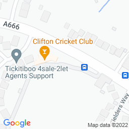 Map of Clifton CC, Manchester Rd