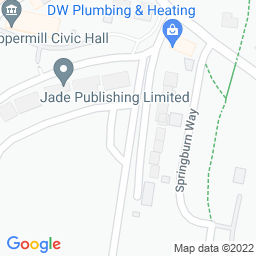 Map of Uppermill CC