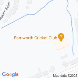 Map of Farnworth CC, Bridgeman Park