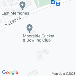 Map of Moorside CC
