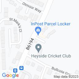 Map of Heyside CC