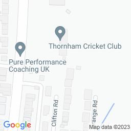 Map of Thornham CC - Rochdale Rd