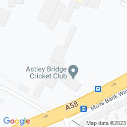 Map of Astley Bridge CC; Sharples Park
